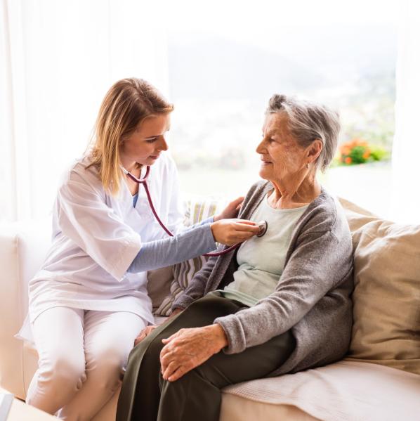 visita domiciliare anziani